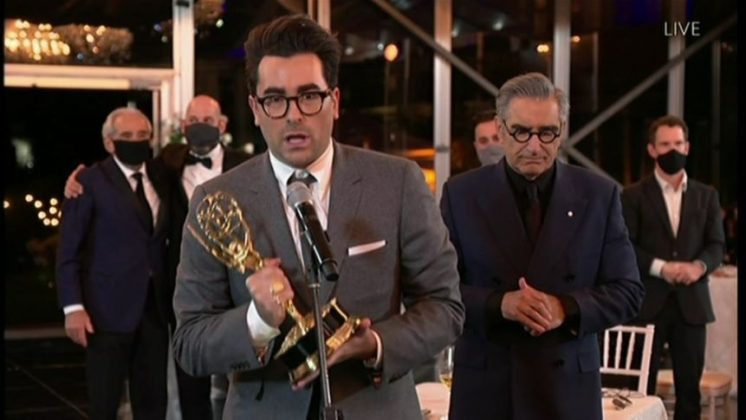 Schitt's Creek scoops first seven awards (Photo: ABC/Release)