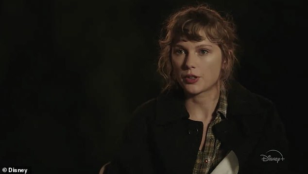 Taylor Swift releases the trailer for her concert film Folklore: The Long Pond Studio Sessions (Photo: Disney/Release)
