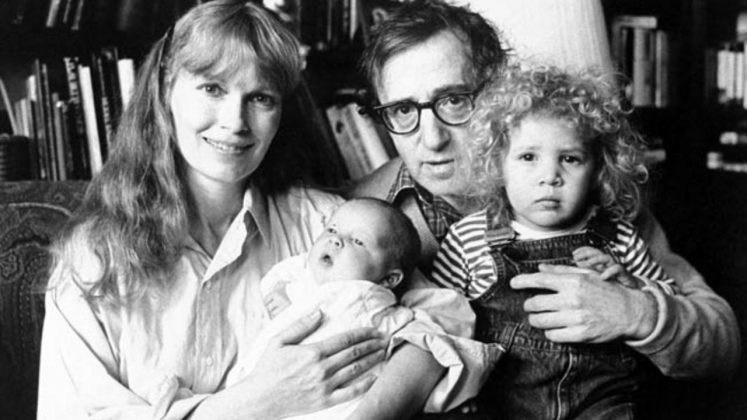 """The new documentary series """"Allen v. Farrow"""" takes a deep dive into the story of Mia Farrow and Woody Allen. (Photo: Courtesy of HBO)"""