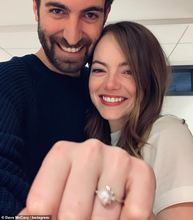 Emma and Dave have yet to reveal the baby's name (Photo: Instagram)