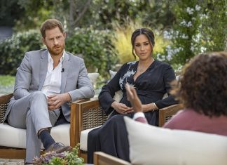 She said Harry and Meghan, using their names rather than titles, 'will always be much loved family members' (Photo: CBS/Courtesy)