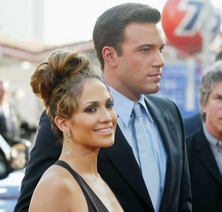 The former celebrity couple – then known as 'Bennifer' - were engaged in 2002 but postponed their 2003 wedding and officially split in 2004 (Photo: Wenn)