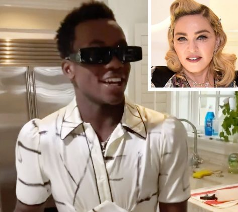 Madonna fell in love with the country of Malawi and adopted David, Chifundo 'Mercy' and twin girls Estere and Stella from the East African country (Photo: Instagram)